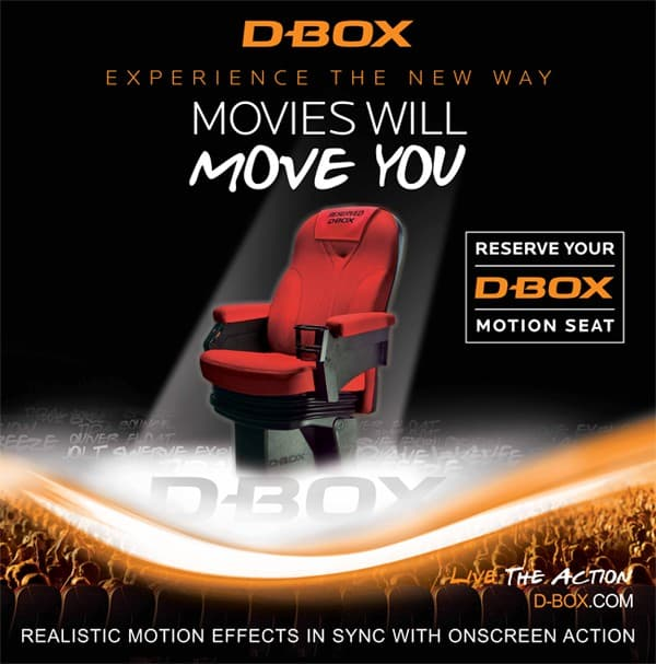 D-Box Home Theater
