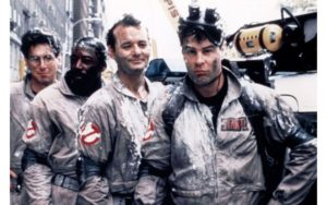 70mm Ghostbusters