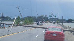 Cedar Point Power Failure