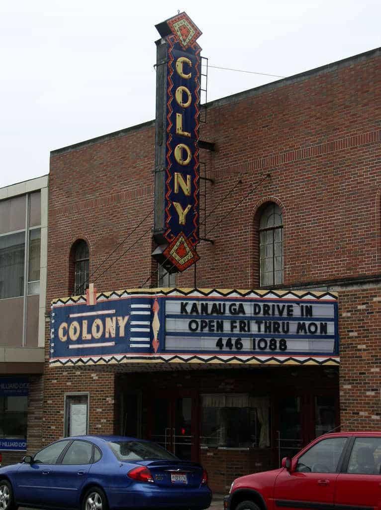 Colony Theater - Gallipolis, Ohio
