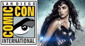 2016 Comic-Con Wonder Woman Trailer