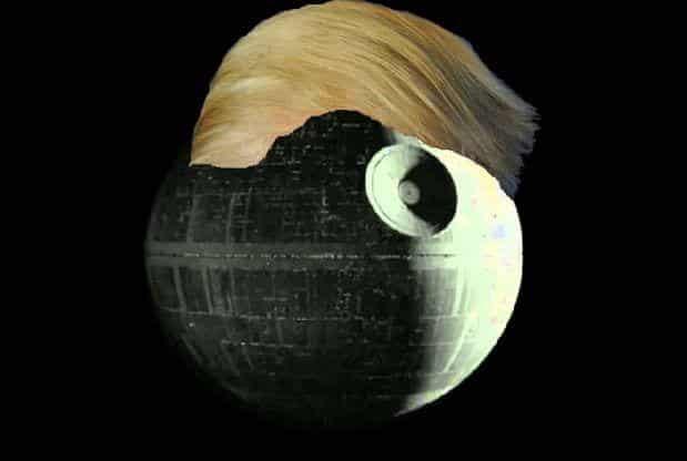Death Star Trump