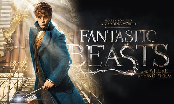 Eddie Redmayne - Fantastic Beasts and Where to Find Them