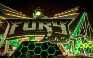 Fury 325 - Carowinds