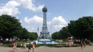 Kings Island - Eiffel Tower