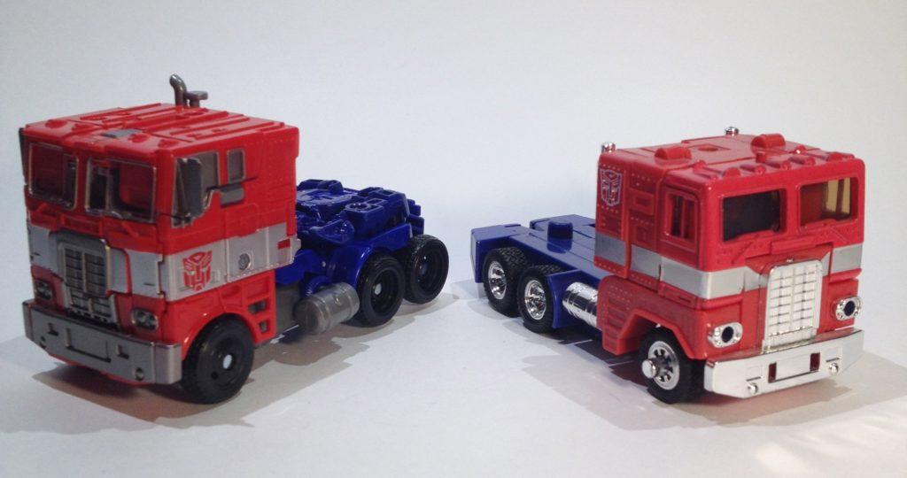 Optimus Prime Cabover