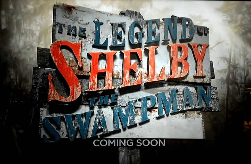 Shelby the Swamp Man's Wife