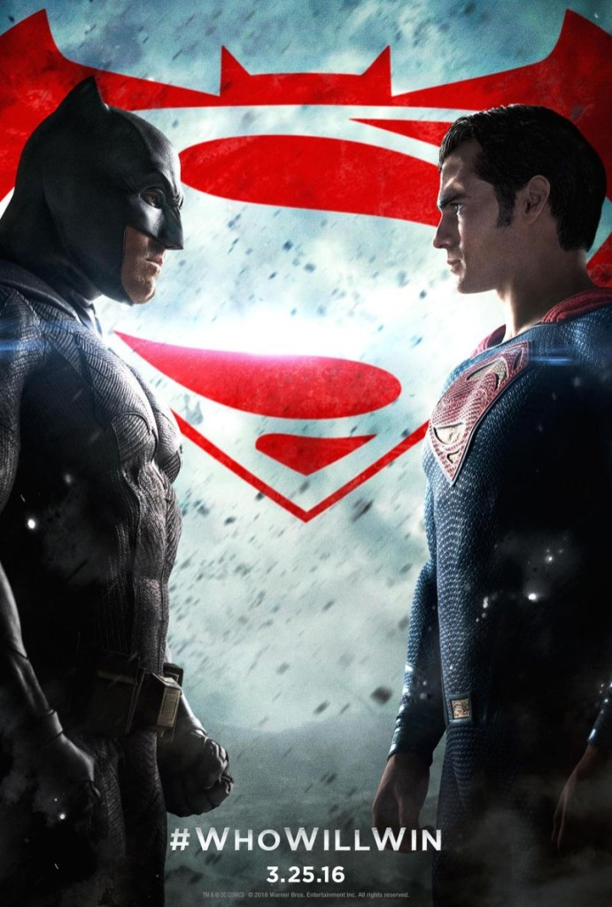 Batman vs Superman: Dawn of Justice Review Poster