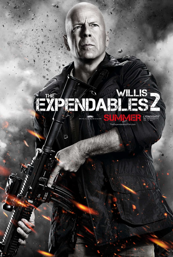 Bruce Willis - Expendables 2