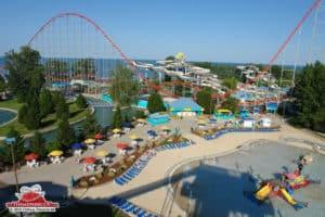 Cedar Point - Water Park