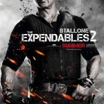 Expendables 2 Character Posters (Including Chuck Norris)