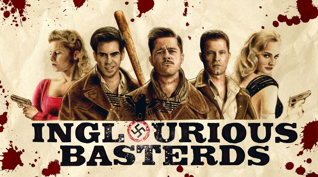 Why is Inglourious Basterds sp...