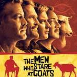 Muškarci koji bulje u koze