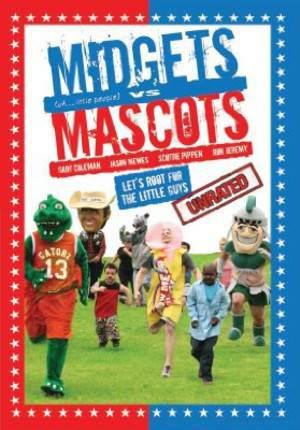 Midgets vs Mascots DVD