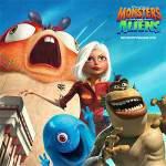 Monsters Vs Aliens – Review