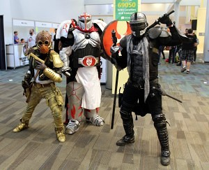 Ohio Comic Con Cosplay 2015