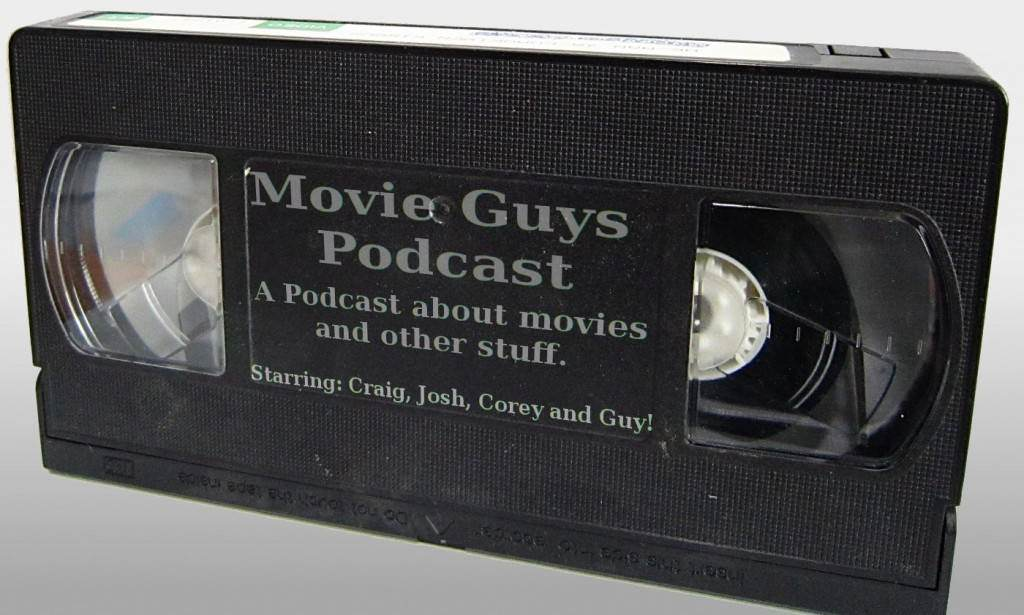 Intermission Podcast VHS