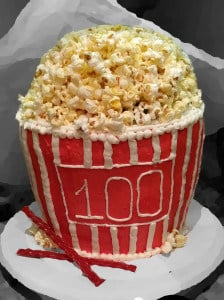 Popcorn Cake - #SwagMyCorn