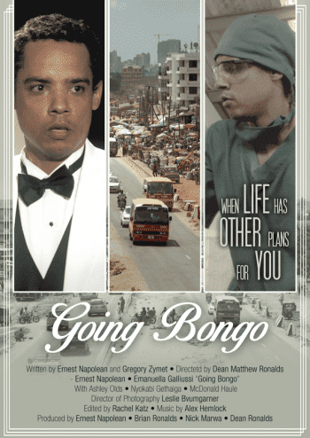 Going Bongo Poster