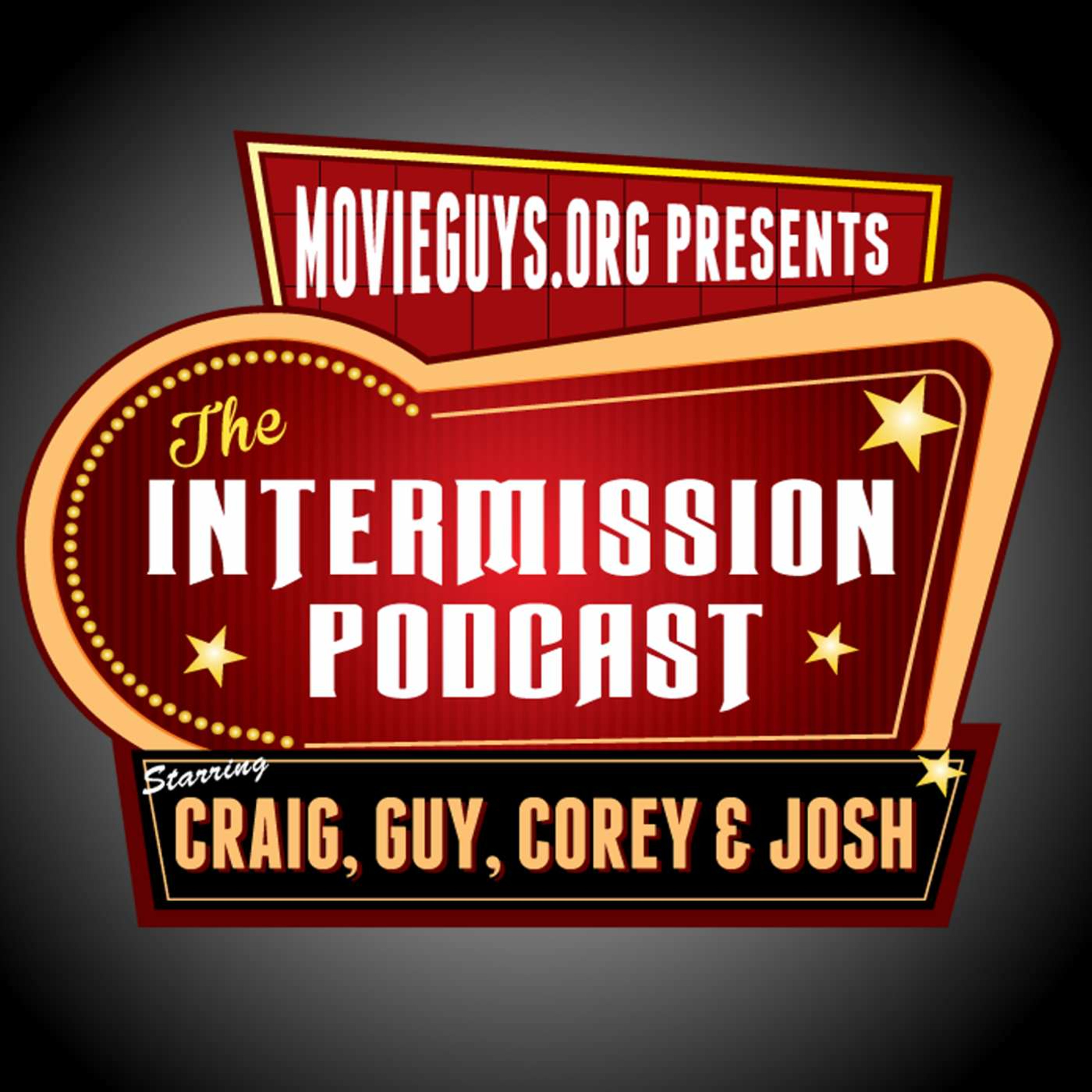 Intermission Podcast - A Funny Movie Podcast