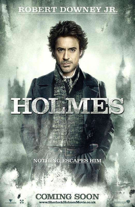 Sherlock Holmes – Trailer