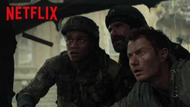 Spectral - A Netflix Original