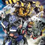 5 new Transformers character posters!