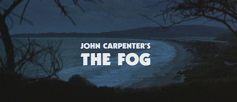 The Fog (1980) - Poster