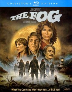 The Fog Scream Factory Bluray
