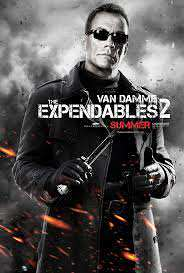 Van Damme - Expendables 2