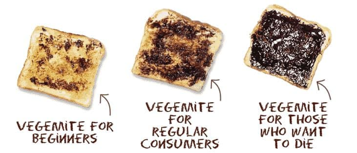 How to Vegemite